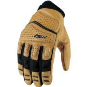 Icon Superduty2 Gloves Tan